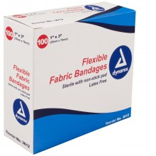 DYNAREX FLEXIBLE FABRIC BANDAGES 1