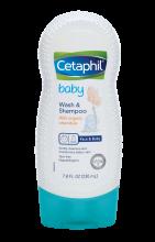 CETAPHIL BABY WASH & SHAMPOO 7.8 OZ