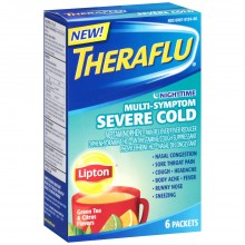 THERAFLU NIGHT SVR COLD PWD 6