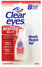 CLEAR EYES REDNESS RLF O.2OZ