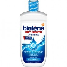 BIOTENE DRY MOUTH ORAL RINSE 16 OZ