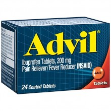 ADVIL TABLETS 24 CT