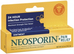 NEOSPORIN + PAIN RELIEF OINT 0.5 OZ