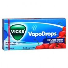 VICKS COUGH DROP CHRY 20/BX