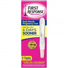 FIRST RESPONSE EARLY RESULT PREGNANCY TESTS 2 CT - NT