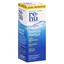 BAUSCH & LOMB  RENU MULTI-PURPOSE SOLN. 2 OZ