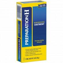 PREPARATION H HEMORRHOIDAL OINTMENT 1 OZ