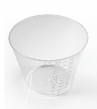DYNAREX MEDICINE CUP 1 OZ 100 CT