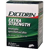 EXCEDRIN X/S DISP. 25  x 2