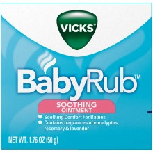 VICKS VAPORUB BABY 50 GM