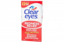 CLEAR EYES REDNESS RLF O.5OZ