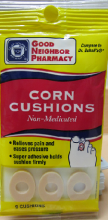 GNP CORN CUSHION NON-MEDICATED 9 CT
