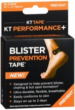 KT BLISTER PREVENTION TAPE - 30 CT