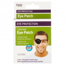 FLENTS EYE PATCH - BLACK