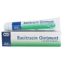 BACITRACIN 500UN/GM ONT 1OZ