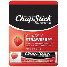 CHAPSTICK BLISTER STRAWBERRY - 0.15 OZ