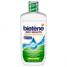 BIOTENE DRY MOUTH GENTLE ORAL RINSE - 16 OZ