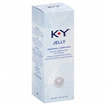 K-Y LUBRICATING JELLY 2 OZ