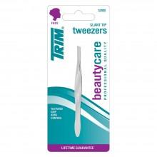 TRIM SLANT TIP TWEEZERS 1 CT