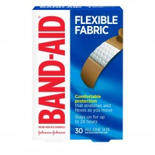 BAND-AID FLEX FABRIC BANDAGE 3/4